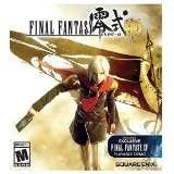 Square Enix Final Fantasy Type-0 HD PS4 Playstation 4 Games