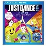 Ubisoft Just Dance 2015 PS3 Playstation 3 Game
