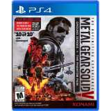 konami Metal Gear Solid V Definitive Experience PS4 Playstation 4 Game