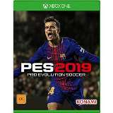 konami PES 2019 Pro Evolution Soccer Xbox One Game