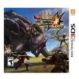 Capcom Monster Hunter 4 Ultimate Nintendo 3DS Game