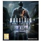 Square Enix Murdered Soul Suspect PS3 Playstation 3 Games