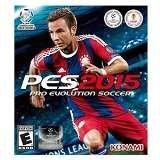 Konami Pro Evolution Soccer 2015 PS4 Playstation 4 Games
