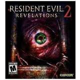 Capcom Resident Evil Revelations 2 PS4 Playstation 4 Games