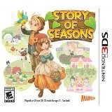 XSeed Story of Seasons Nintendo 3DS Games