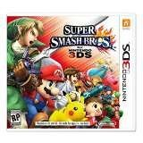 Nintendo Super Smash Bros Nintendo 3DS Games
