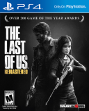 SCE The Last of Us Remastered PS4 Playstation 4 Game
