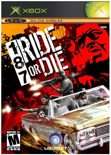 Ubisoft 187 Ride or Die Xbox Game