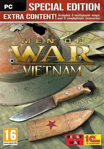 1C Company Men Of War Vietnam Special Edition PC Game