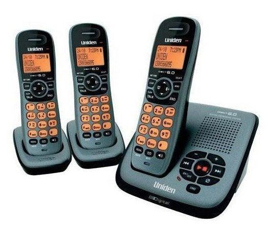 Uniden - DECT 1535 + 2 Telephone