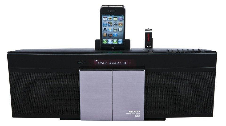 Sharp DKKP80PH Mini-System