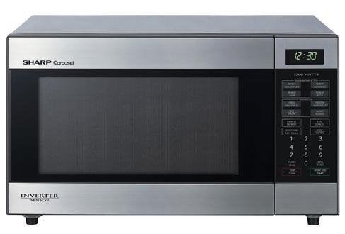 Sharp R395YS Microwave