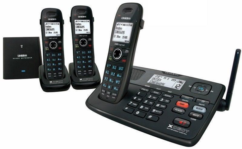 Uniden XDECT80552 Telephone