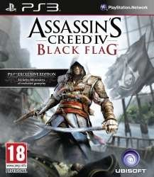 Ubisoft Assassins Creed 4 Black Flag Ps3 Game Harga Di Indonesia