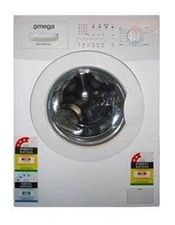Omega OWD6000WA Washing Machine