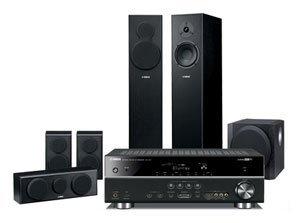 Yamaha YHT-796AU Home Theatre System