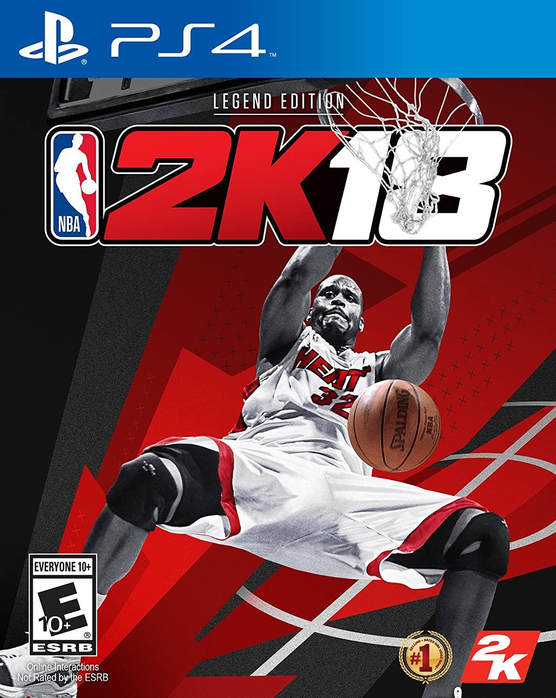 2K Sports NBA 2K18 Legend Edition PS4 Playstation 4 Game