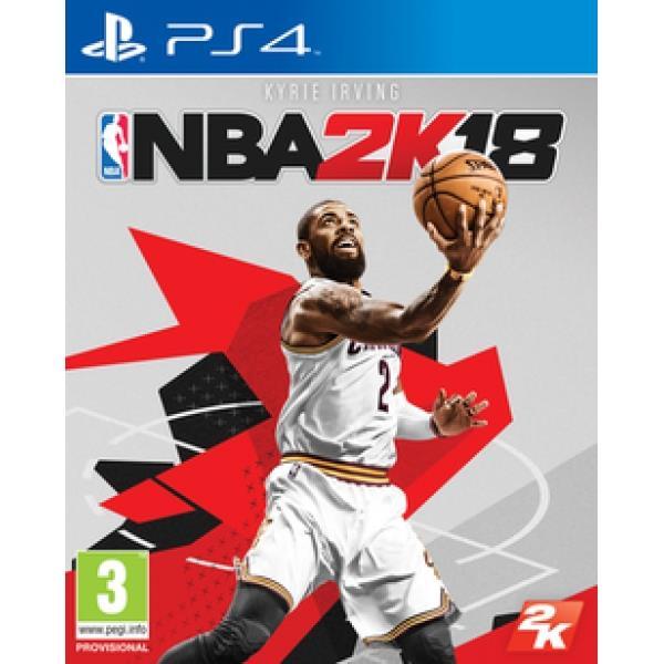 2K Games NBA 2K18 PS4 Playstation 4 Game