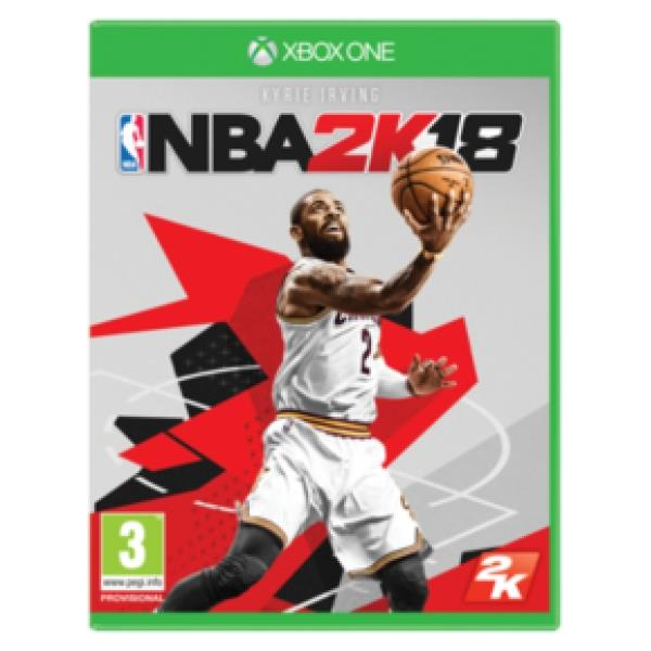 2k Games 2K Games NBA 2K18 Xbox One Game