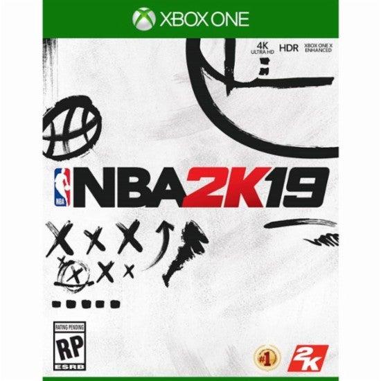 2K Sports NBA 2K19 Xbox One Game