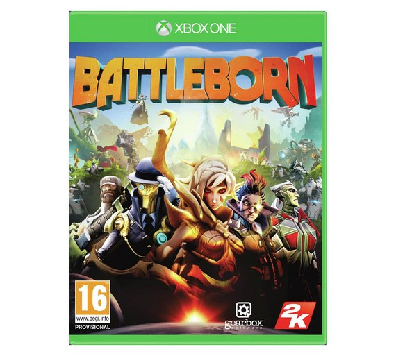 2k Games Battleborn PC Game