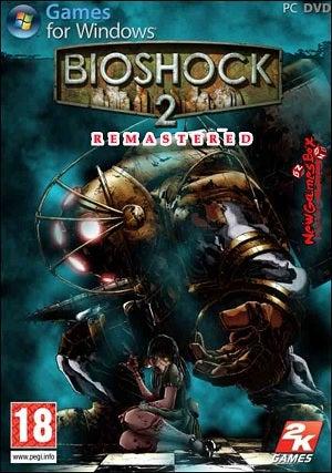 2k Games Bioshock 2 Remastered PC Game