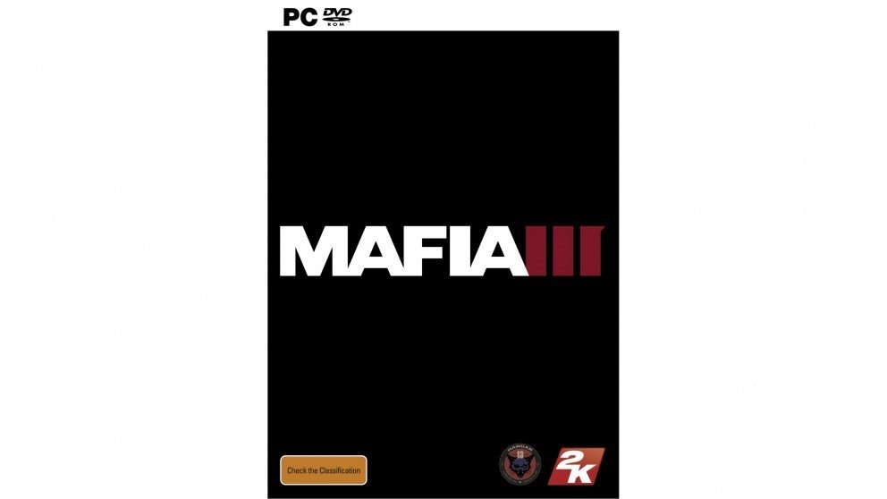 2k Games Mafia 3 PC Game