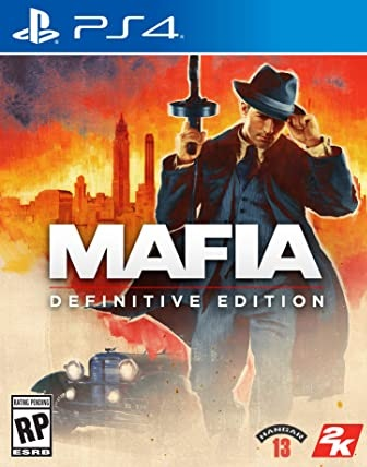 2k Games Mafia Definitive Edition PS4 Playstation 4 Game