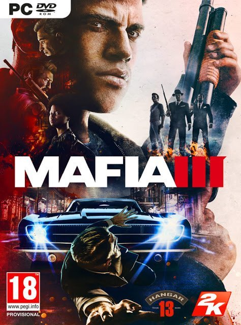2k Games Mafia III PC Game