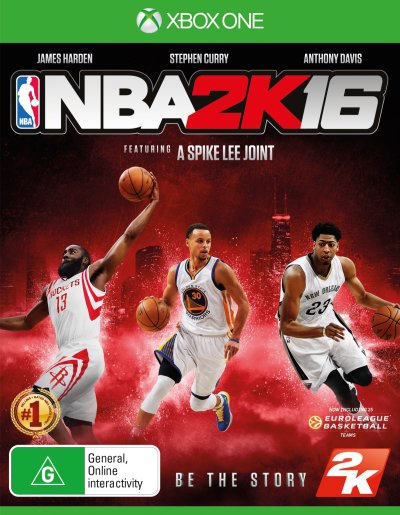 2k Games NBA 2K16 Day one Edition Xbox One Game