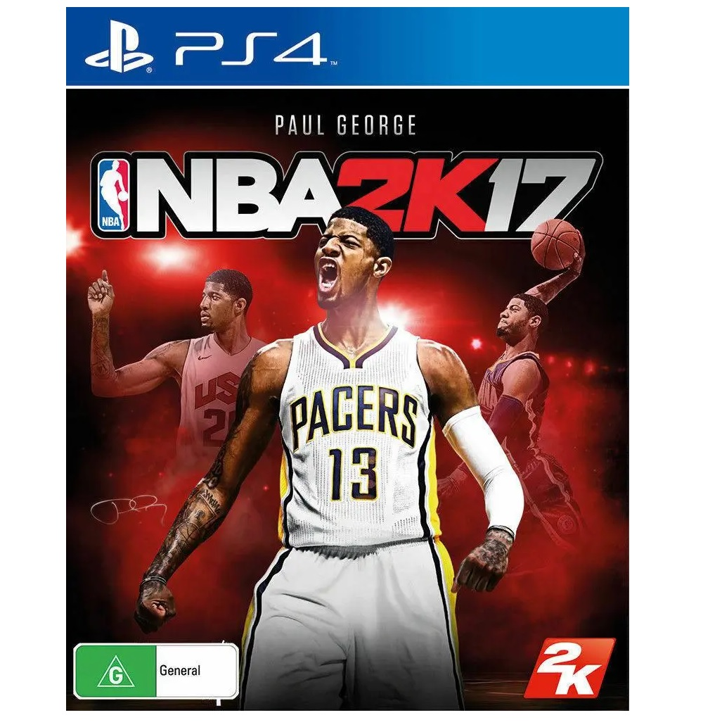 2k Games NBA 2K17 Refurbished PS4 Playstation 4 Game