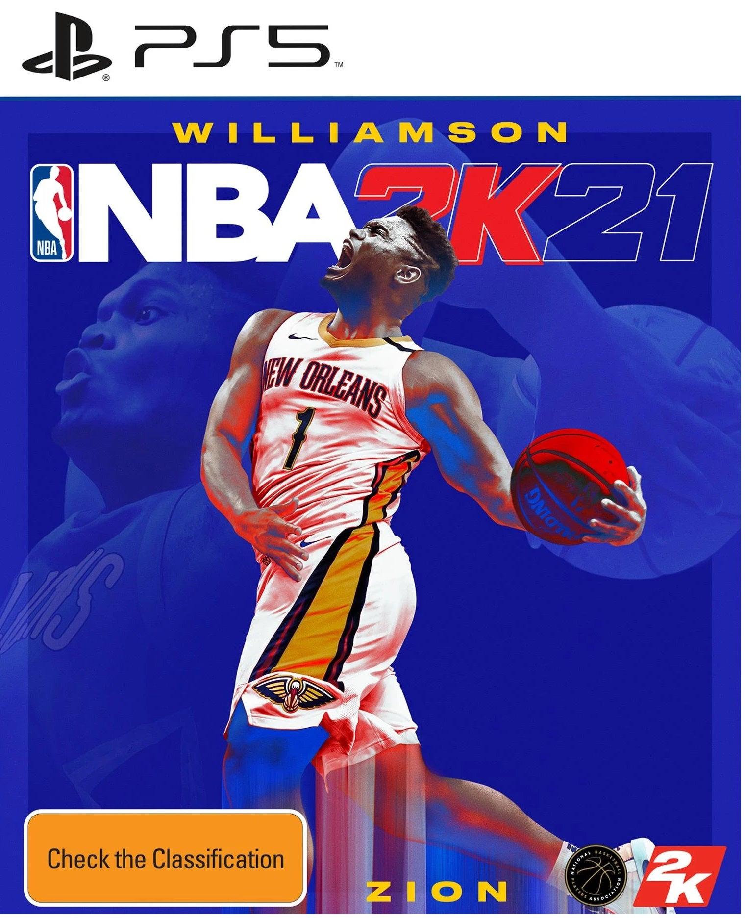2k Games NBA 2K21 PS5 Playstation 5 Game