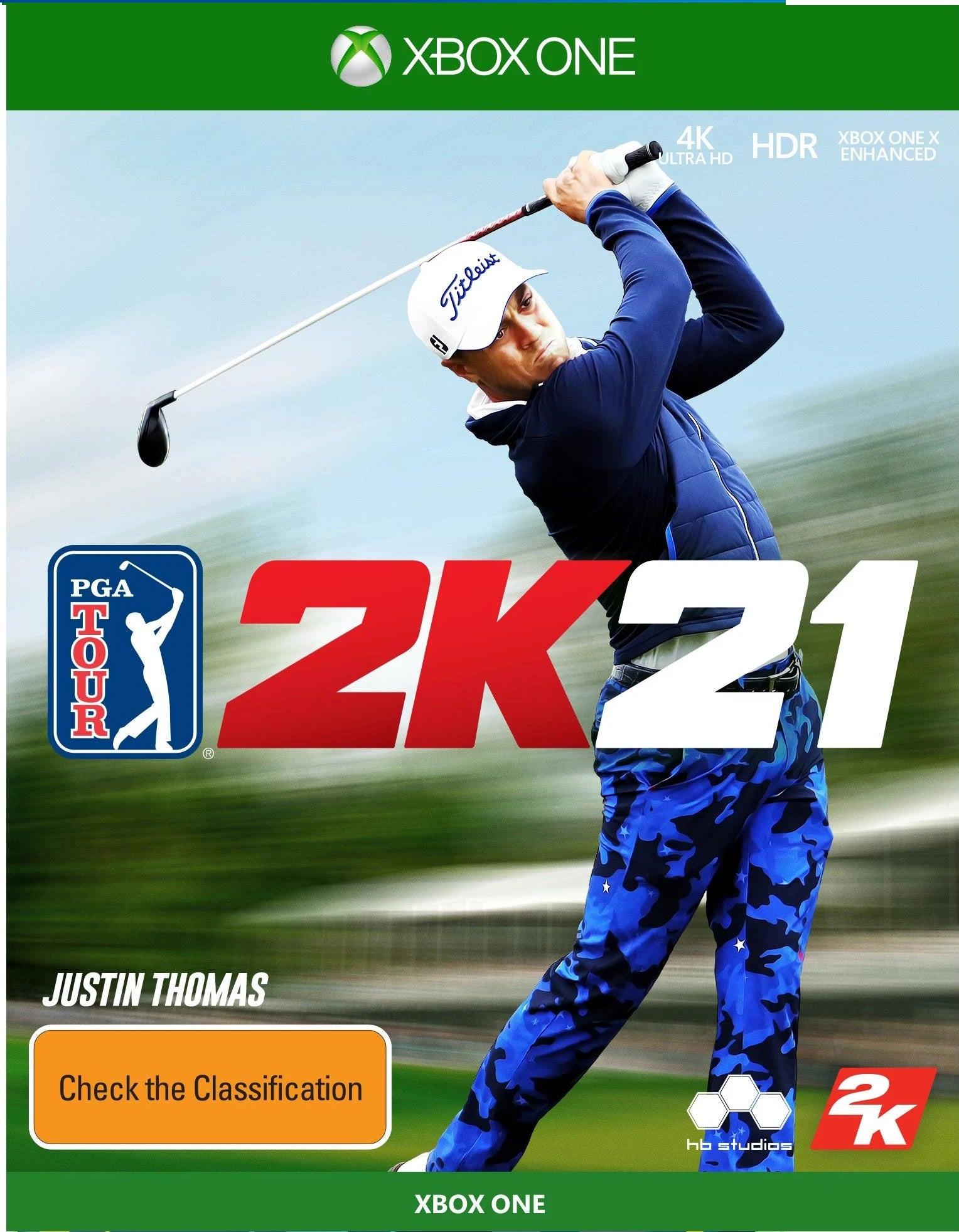 2k Games PGA Tour 2K21 Xbox One Game