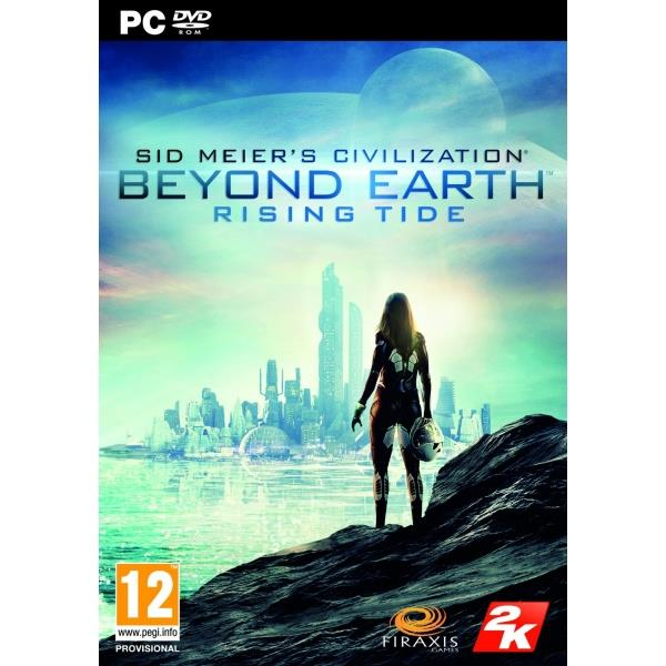 2k Games Sid Meiers Civilization Beyond Earth Rising Tide PC Game