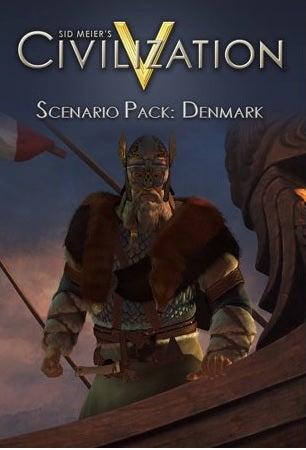 2k Games Sid Meiers Civilization V Civilization and Scenario Pack Denmark The Vikings PC Game