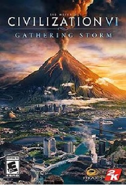 2k Games Sid Meiers Civilization VI Gathering Storm PC Game