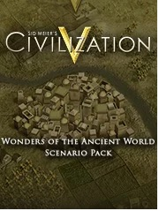 2k Games Sid Meiers Civilization V Wonders of the Ancient World Scenario Pack PC Game