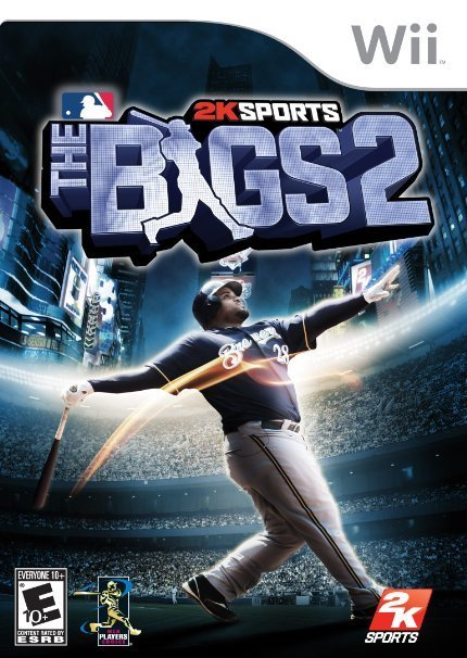 2k Games The Bigs 2 Nintendo Wii Game