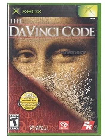 2k Games The DaVinci Code Xbox X Game