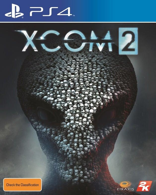 2k Games XCOM 2 PS4 Playstation 4 Game