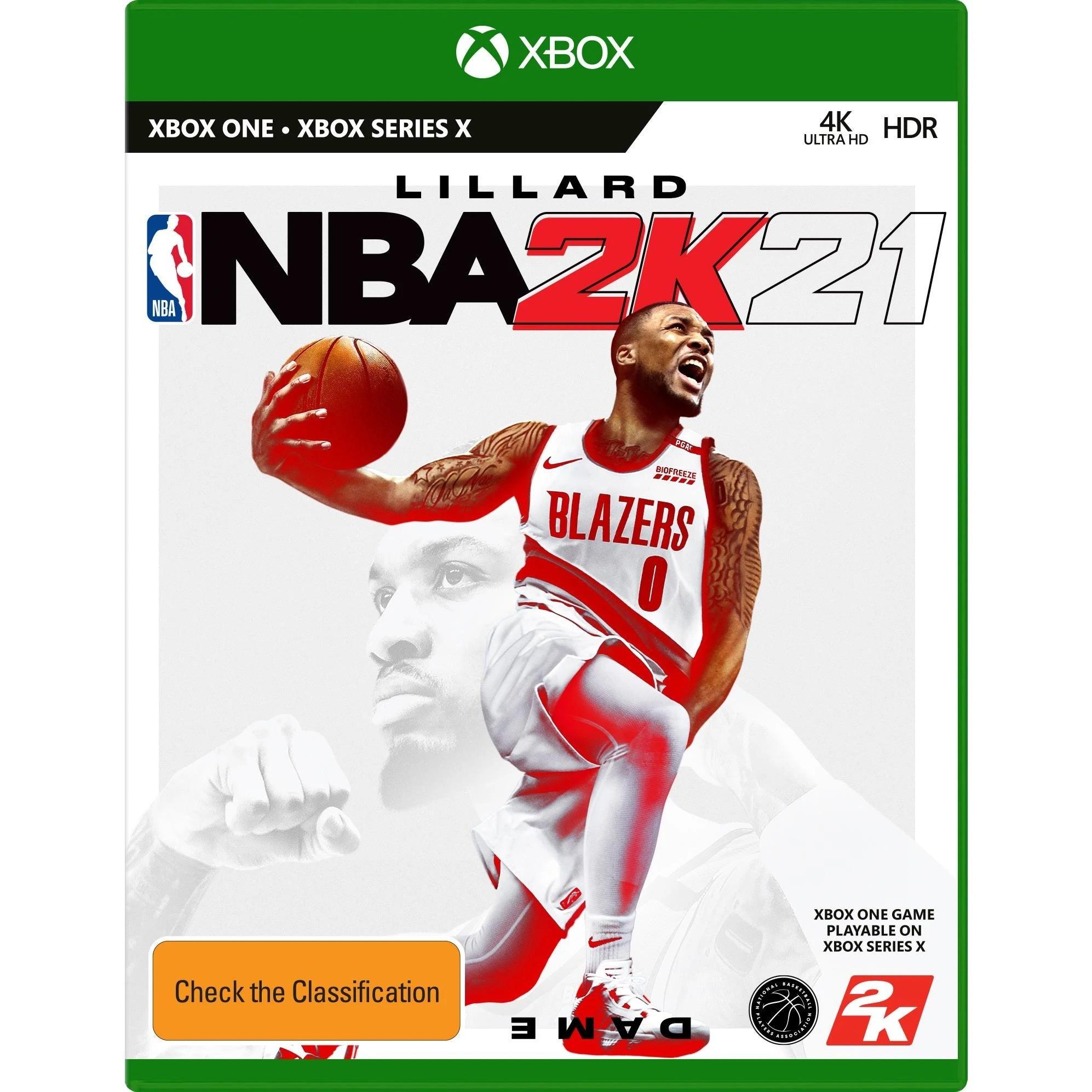 2k Sports NBA 2K21 Xbox One Game