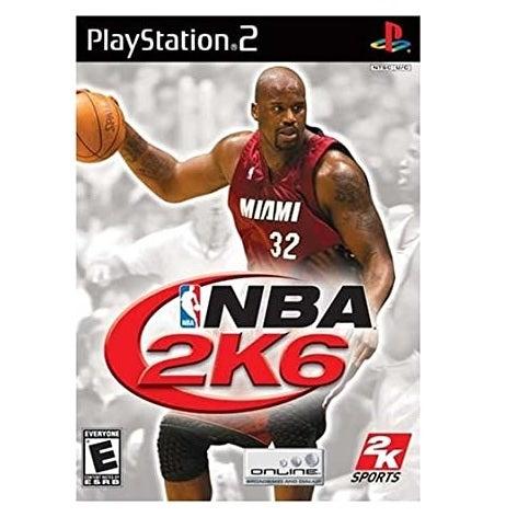 2k Sports NBA 2K6 Refurbished PS2 Playstation 2 Game