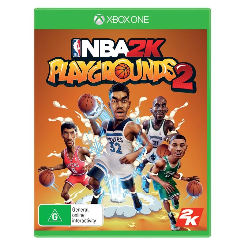 2k Sports NBA 2K Playgrounds 2 Xbox One Game