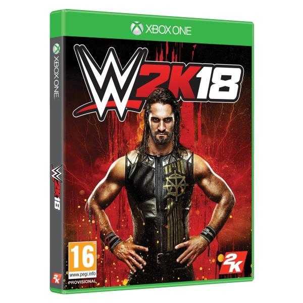 2k Sports WWE 2K18 Xbox One Game