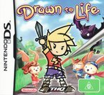 THQ Drawn To Life Nintendo DS Game