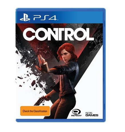505 Games Control PS4 Playstation 4 Game
