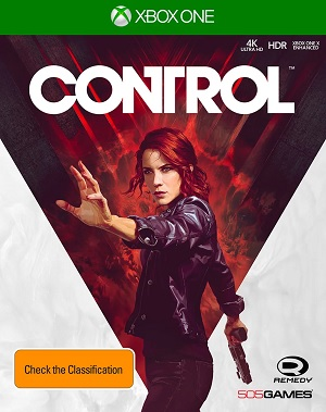 505 Games Control Xbox One Game