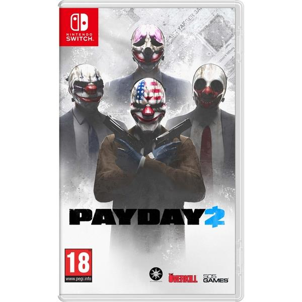 505 Games Payday 2 Nintendo Switch Game