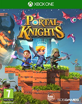 505 Games Portal Knights Xbox One Game