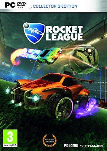 505 Games Rocket League Collectors Edition PC Game